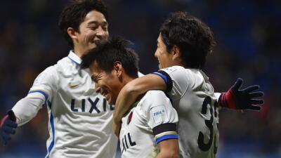 Kashima Antlers venció al Mamelodi Sundwons y se medirá al Atlético Nacional