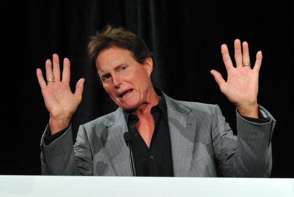 Recientemente la revista People desmintió el rumor de que Jenner fuera c...