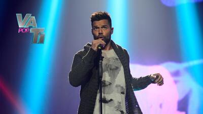 """Ricky Martin te invita a ver el estreno mundial de """"Adiós"""" en Va Por Ti"""