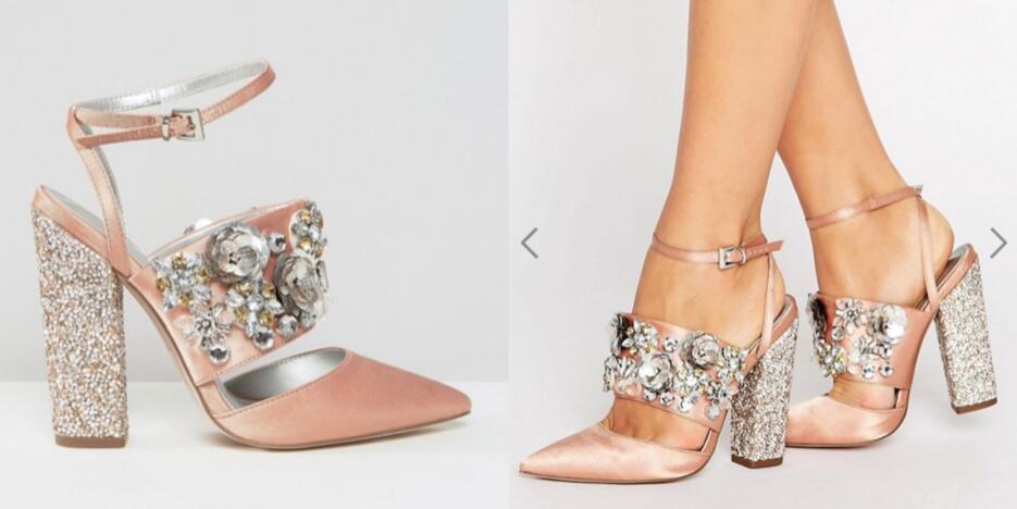 Galilea zapatos Asos