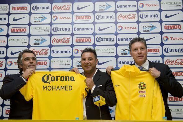 Las Águilas han ocupado apenas a 2 entrenadores, primero a Miguel Herrer...