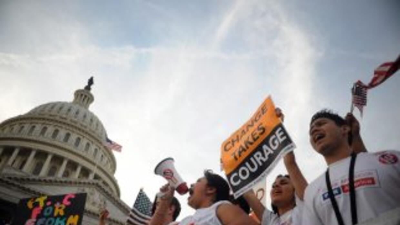 Al menos 11 millones de inmigrantes indocumentados, segùn cifras aportad...