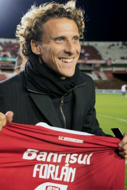 Fue recibido con agrado por por los hinchas del club rojo.