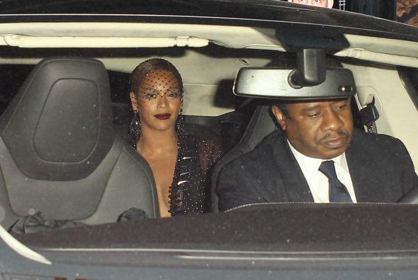 Beyoncé lució de lo más tranquila.Mira aquí lo último en chismes.
