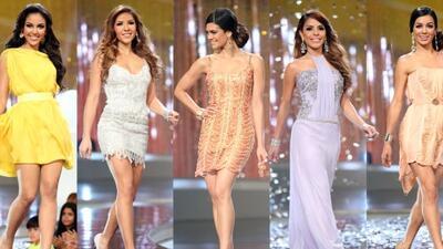 Nashelly Messina de Fabulatina analiza los trajes de Nuestra Belleza Lat...