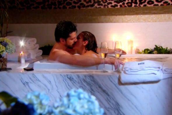 Las escenas de cama resultaron sensacionales y candentes.