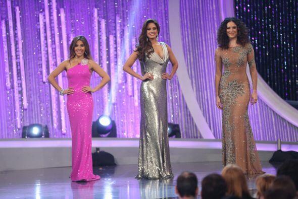 Denise dijo estar muy orgullosa de sus dos chicas, pues demostraron ser...