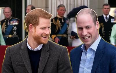 El príncipe William será el padrino de boda de su hermano Harry