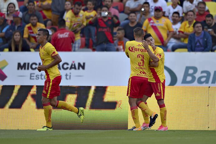 Víctor Guzmán comanda victoria de Pachuca sobre Monarcas Gol Raúl Ruidia...