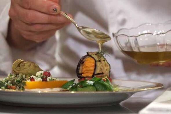 Revelaron el menú que degustarán las estrellas durante la ceremonia de e...