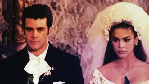 La boda de Bibi Gaytán y Eduardo Capetillo
