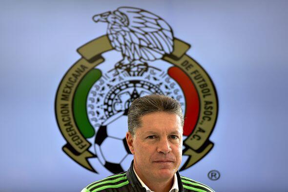 también se presentó Ricardo Peláez para trabajar ahora sí de manera perm...