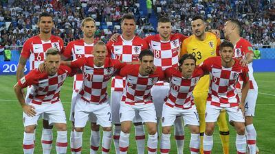 El posible XI con que Croacia intentará ganar la Copa del Mundo