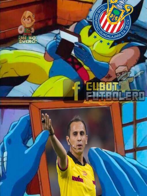 Los memes no perdonaron a Chivas y América por perder sus finales 201082...