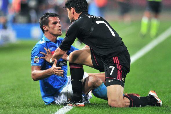 La Liga italiana vio jugarse su segunda fecha en la jornada dominical co...