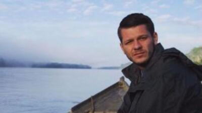 Jake Hanrahan, periodista detenido en Turquía. (Twitter)