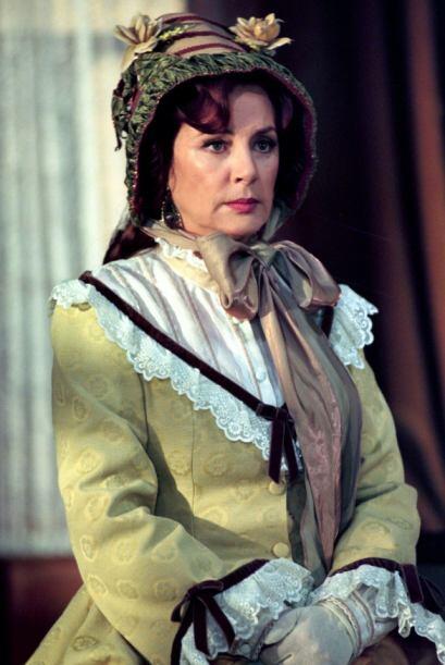 Esta primera actriz ya tenía muchas telenovelas en su carrera.