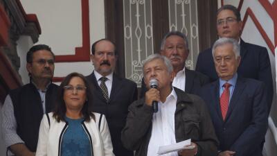 López Obrador enfrenta su primera tormenta de críticas tras incluir a un exministro del PRI en su equipo