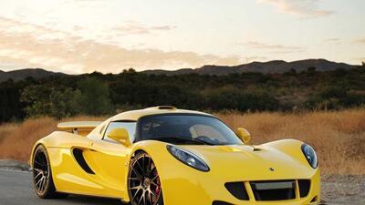 Aunque está basado en un Lotus Exige, el Hennessey Venom GT no tiene muc...