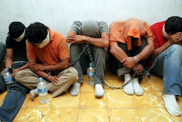 El número de secuestros registró un incremento del 20 por...