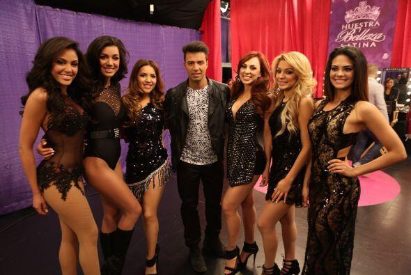 Una de las sorpresas que maravilló a las chicas, es que JenCarlos será q...