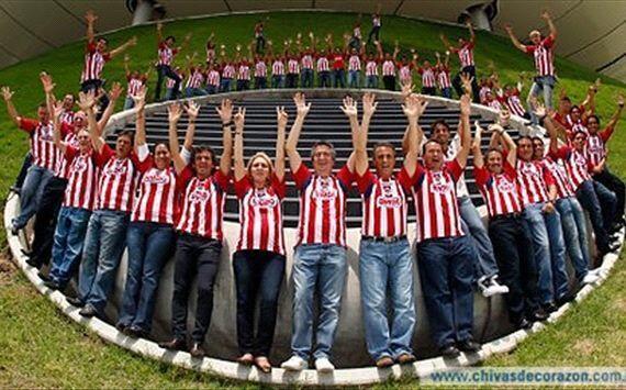Las mejores fotos oficiales de Chivas en la era de Jorge Vergara exterio...