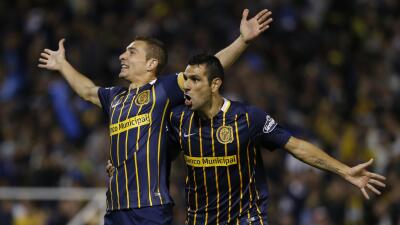 Rosario Central despachó a Gremio y clasificó a cuartos de final de Copa Libertadores