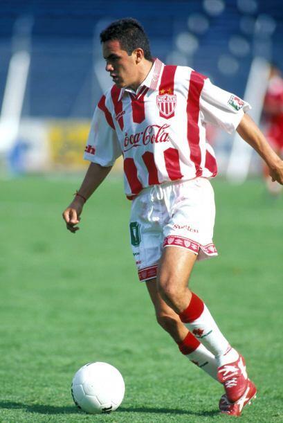 El historial de Blanco contra las Águilas se remonta al Invierno 97, cua...
