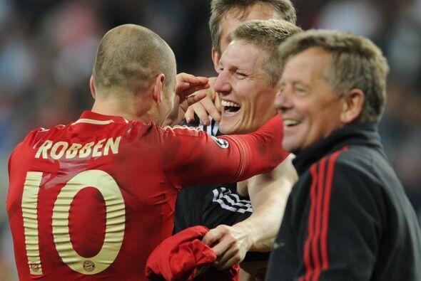 El Bayern y Chelsea definirán la 'orejona'.