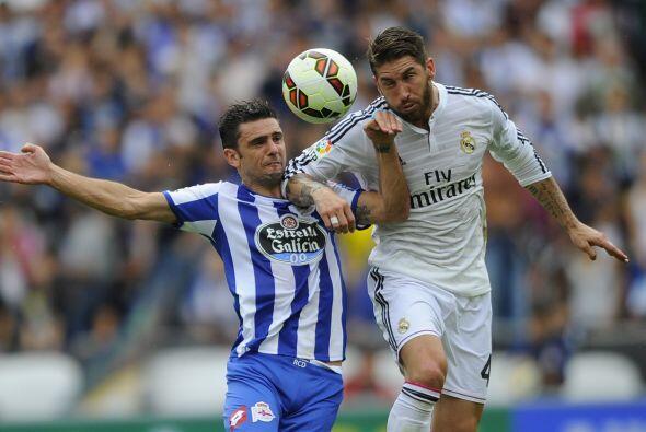 Las acciones continuaron con intensidad pero el Madrid se imponía por su...