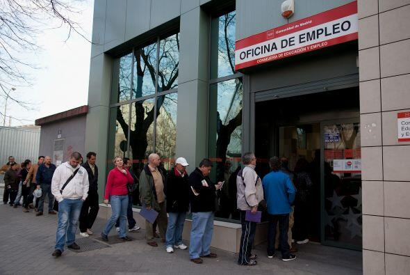Los desempleados registrados en los servicios públicos de empleo crecier...