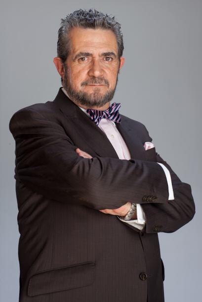"""El """"Flaco"""" Ibañez sin duda está muy contento de pertenecer nuevamente al..."""