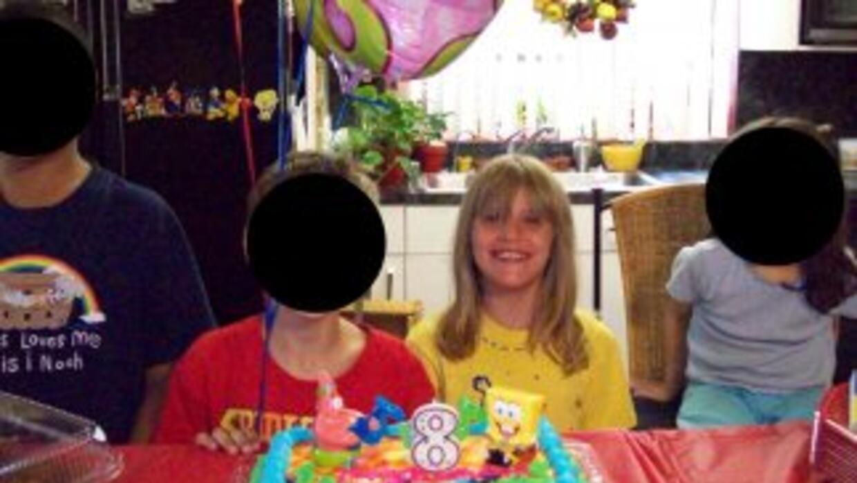 La fiesta de cumpleaños de los gemelos.