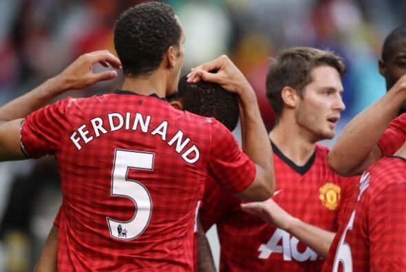 Manchester United sigue buscando llegar de la mejor manera al Torneo.