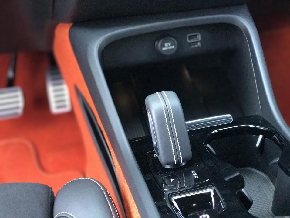 Volvo reveló en Milán la nueva XC40, su primera camioneta compacta img-5...