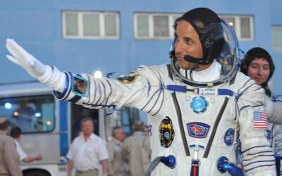 Joe Acabá, el astronauta hispano.