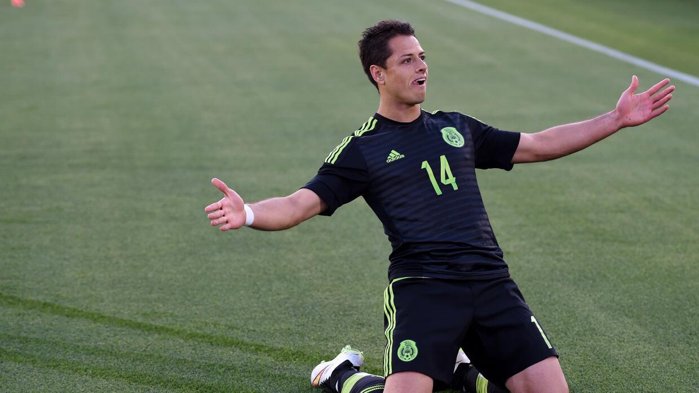 La MLS sueña con fichar a Chicharito