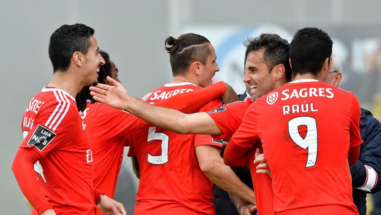 Nacional de Madeira vs. Benfica