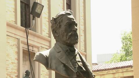 Debate: ¿Deben ser removidas todas las placas y estatuas de líderes conf...