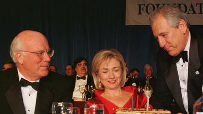 En fotos: desde 1997 hasta hoy, así ha celebrado Hillary Clinton sus cumpleaños