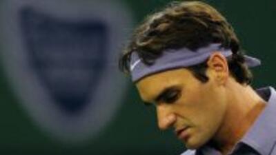 Roger Federer jugó casi perfecto y selló su obra maestra en 54 minutos.