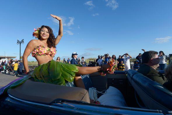 Miss Hawaii Crystal Lee