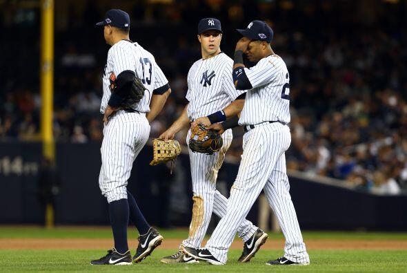 Gran preocupeción en los Yankees, les toca jugar tres partidos en Detroi...
