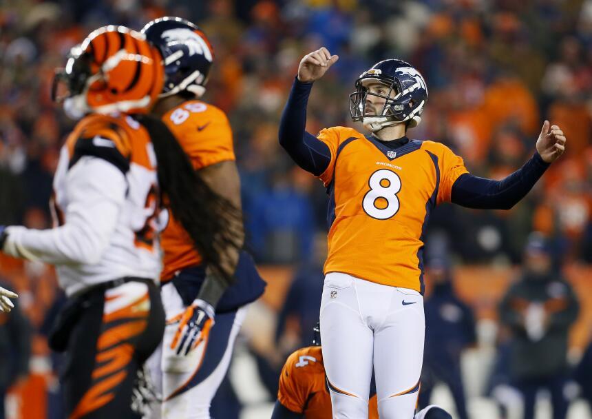 Los Broncos están de regreso a los playoffs tras un tiempo extra de susp...