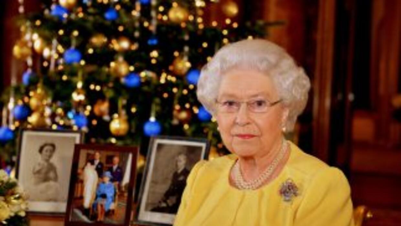 En su tradicional discurso navideño, la monarca recordó la ceremonia por...