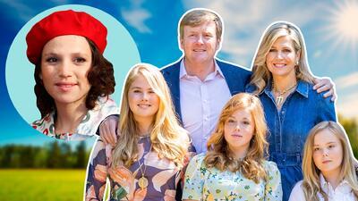 Máxima de Holanda vuelve a sonreír tras la tragedia de su hermana (estas fotos con sus hijas lo prueban)