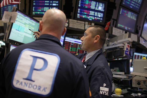 Pandora puso en el mercado 14.7 millones de acciones: 6 millones de acci...