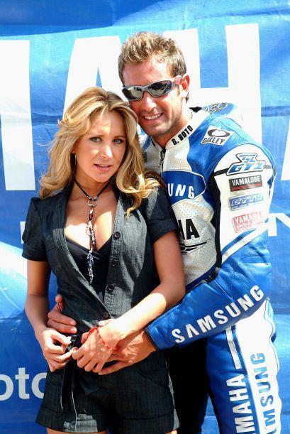 Geraldine Bazán y Gabriel Bazán