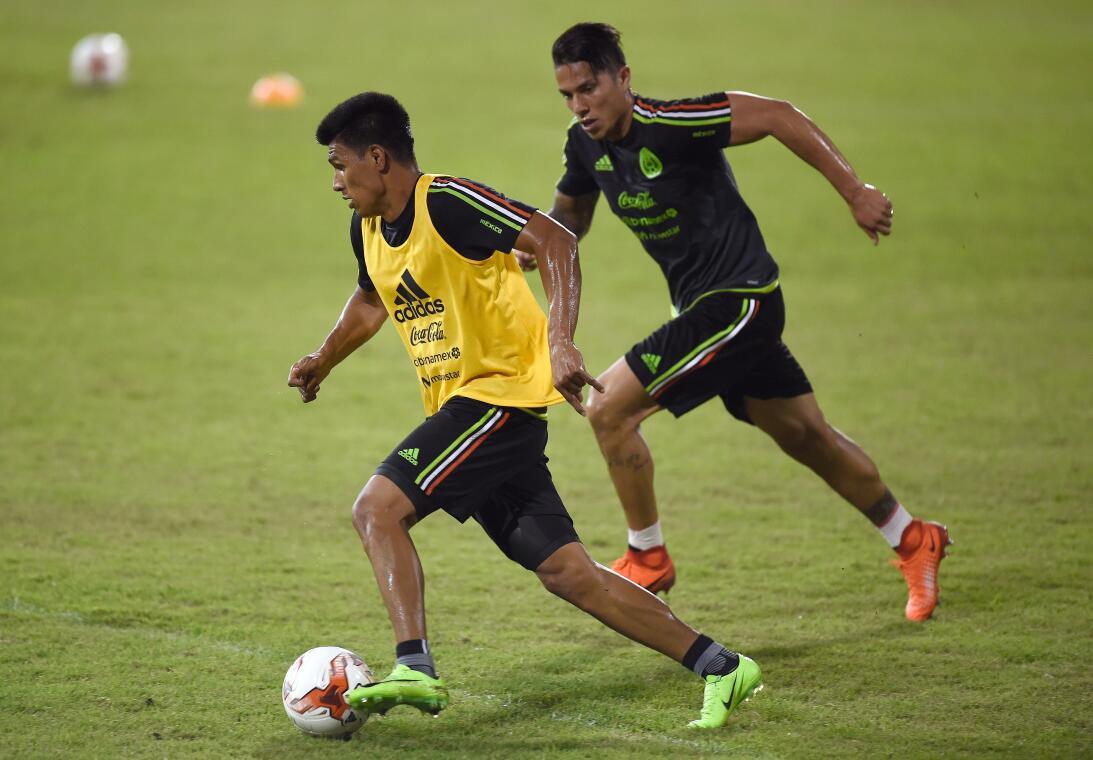 Uno a uno: así calificamos a la selección mexicana Getty Jesús Gallardo.jpg