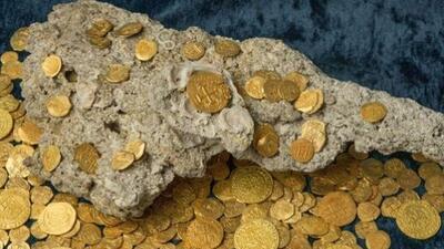 Buzos encuentran tesoro español en Florida